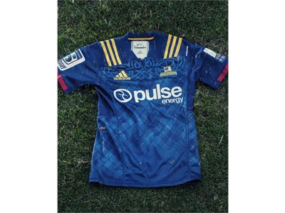 SR18 Highlanders Home Jersey