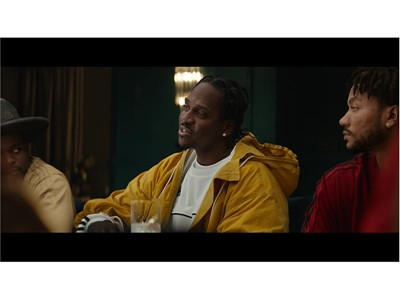adidas Sport 17  'Calling All Creators' Campaign Film still - P.K. Subban, PushaT & Derrick Rose
