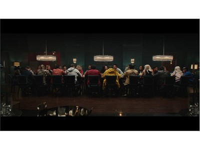 adidas Sport 17  'Calling All Creators' Campaign Film still - TableShot
