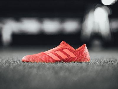 adidas Football lanza NEMEZIZ en la nueva paleta de color Cold Blooded