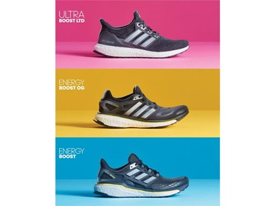 355758be8 Celebration of an industry-changing technology  adidas Running launches anniversary  pack to mark five years of BOOST™