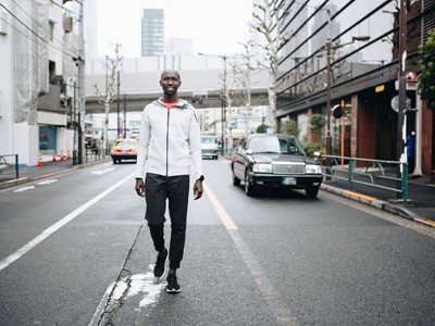 adidas athlete Wilson Kipsang
