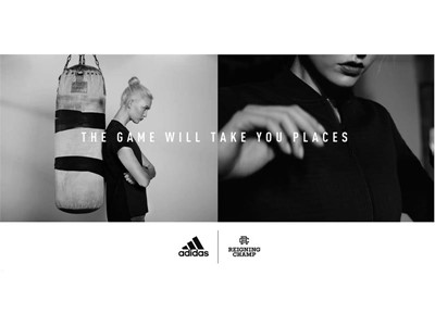 ADIDAS x REIGNING CHAMP 2018SS ATHLETICS