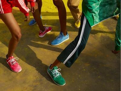 adidas Originals by Pharrell Williams – Hu Holi adicolor Kollektion