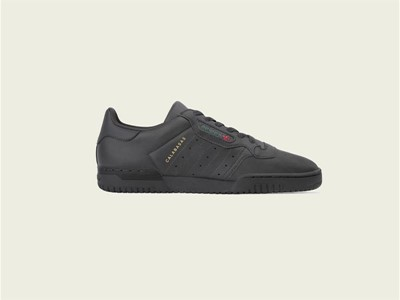 ADIDAS + KANYE WEST ANUNCIAM  YEEZY POWERPHASE CORE BLACK