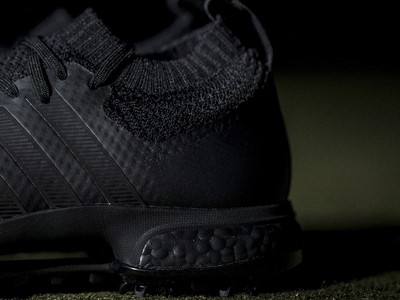 adidas Golf Unveils Special Edition Black BOOST Colorway