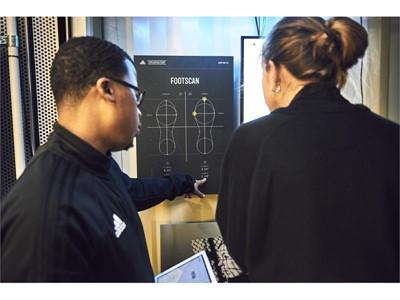 SPEEDFACTORY Lab Experience Foot Scanner