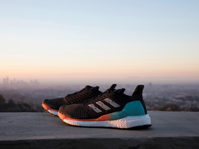 ADIDAS RUNNING BRINGS TAILORED FIBRE PLACEMENT TECHNOLOGY TO THE SPORTS INDUSTRY LIKE NO ONE ELSE WITH THE NEW SOLARBOOST