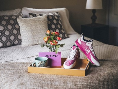 adidas Creates Special Edition miadidas Cleats to Celebrate Mother's Day