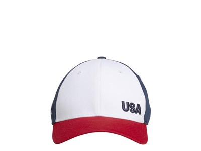 USA GOLF Collection Color Blocked Hat