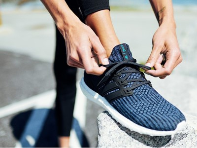 fb1f476a6c7 UltraBOOST Parley deep Ocean blue – the official shoe for the Run for the  Oceans Global event series