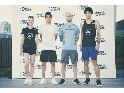 """""""adidas run for the oceans running event"""" 02"""