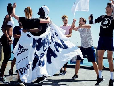 300 Mal um die Erde: adidas vereint Läufer im Kampf gegen Ozeanplastik