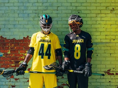 adidas Partners with Team Jamaica Lacrosse for the Team's International Debut