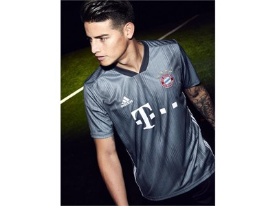 adidas Soccer Reveals FC Bayern Third Kit for the 2018/19 Season