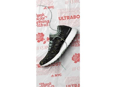 adidas Performance Running NYPack KeyVisual Thankyoubag Women
