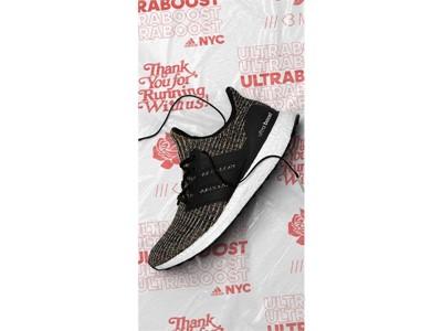 adidas Performance Running NYPack KeyVisual Thankyoubag Women