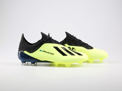 adidas Soccer Creates Limited Edition Team Mode X18.1 Boots for Gareth Bale's Record Achievement