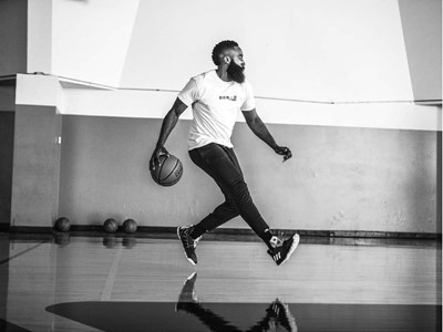SLOW DOWN FAST: ADIDAS & JAMES HARDEN CREATE SPACE WITH HARDEN VOL. 3