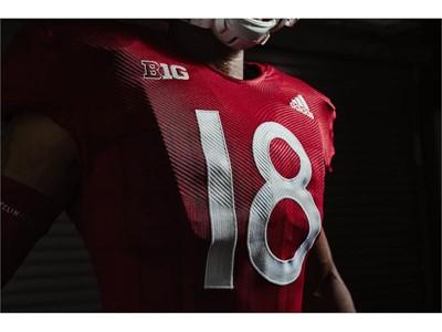 University of Nebraska and adidas Reveal New  Memorial Tribute ... d4f0f7f48