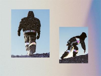 adidas Snowboarding by BAPE®