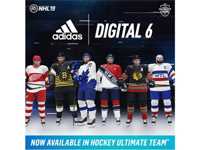 adidas   EA SPORTS™ Unveil All-New Digital 6 Jerseys for Hockey s ... 05a1d724f