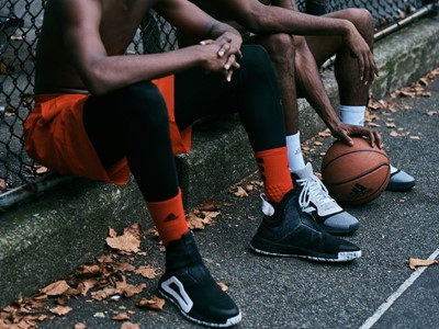 Viaje haga turismo Articulación  Born from Brooklyn: adidas Basketball collaborates with local athletes to  create Marquee Boost, Pro Vision and N3XT L3V3L, featuring new LIGHTSTRIKE  Cushioning
