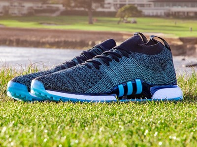 d16286d413 adidas Golf Unveils First-Ever Golf Shoe Made from Upcycled Plastic Waste.