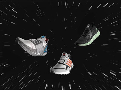 adidas Introduces adidas x Star Wars Characters Themed Pack