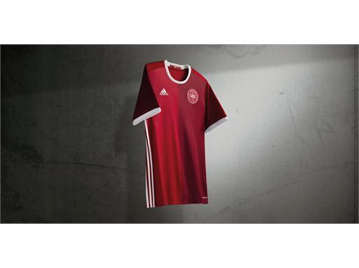 Националният отбор на Дания с нов екип за домакинствата си преди плейофа с Швеция