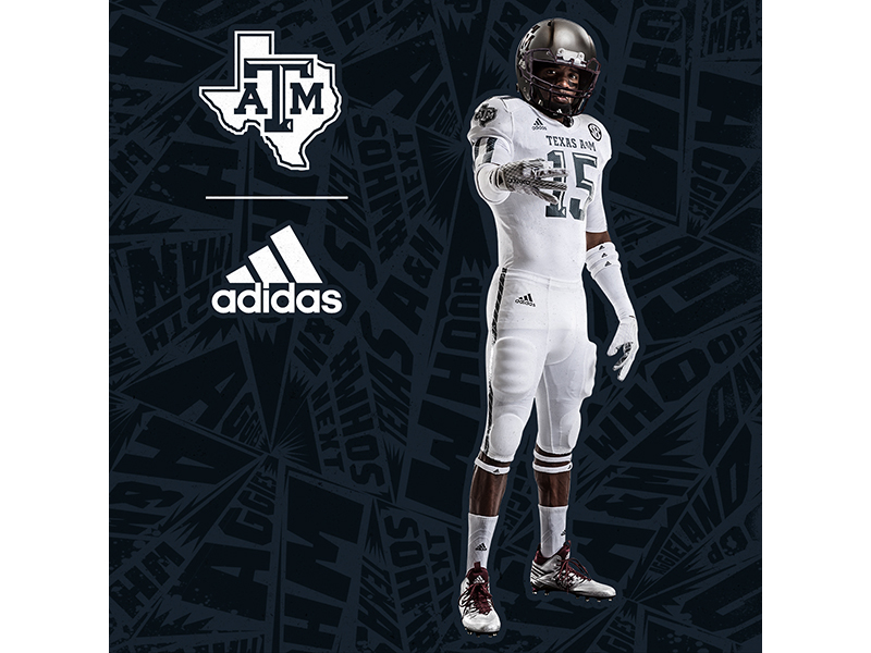 TexasA&M adidas AggieIce Full