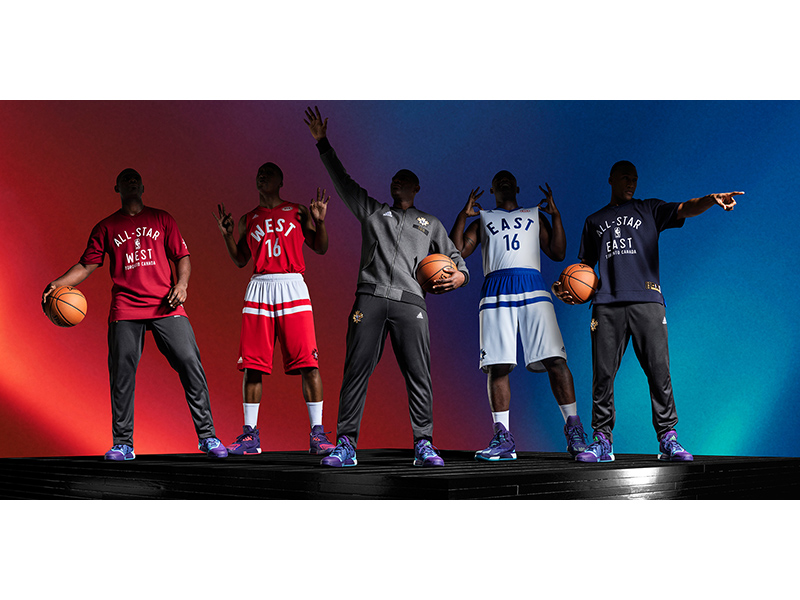 adidas-NBA All-Star Full, H