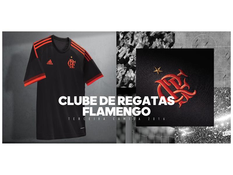 adidas CLUBES TShirt Flamengo