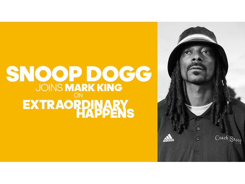 Extraordinary Happens Episode Art - Snoop Dogg