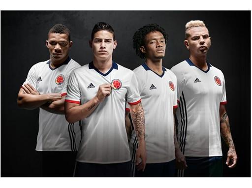 Jugadores Camiseta FCF Edición Especial Copa América Centenario 1