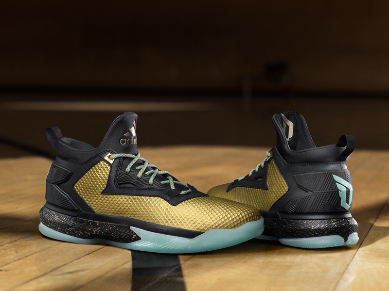D Lillard 2 Fool's Gold Hero Square (B72598)