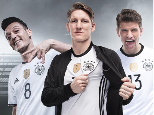 adidas and German Football Association extend partnership until 2022