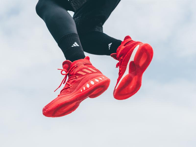 adidas Crazy Explosive Solar Red AQ7218 22