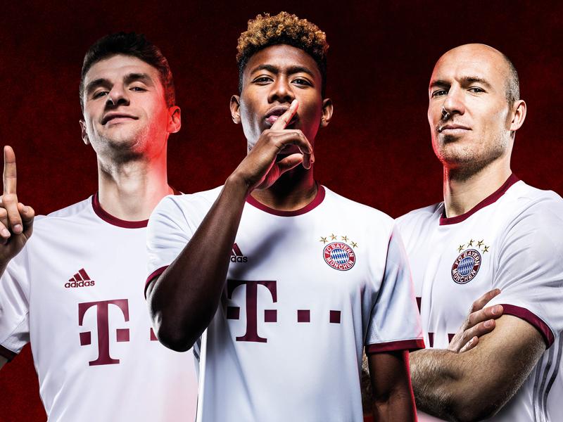 Bayern 3rd Kit PR 4