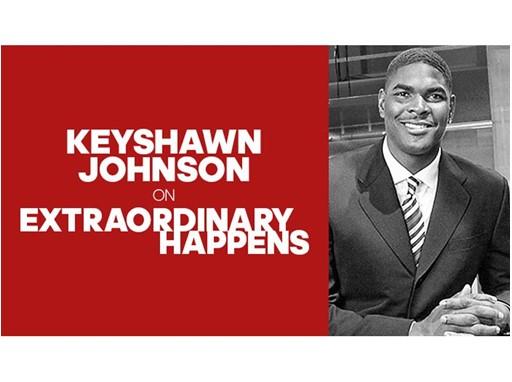 Extraordinary Happens Epsiode Art Keyshawn Johnson