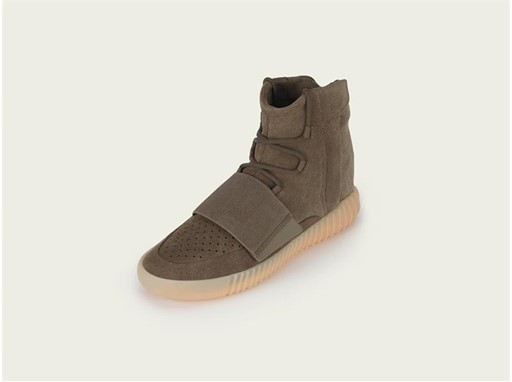 Yeezy Boost 750 light brown (1)