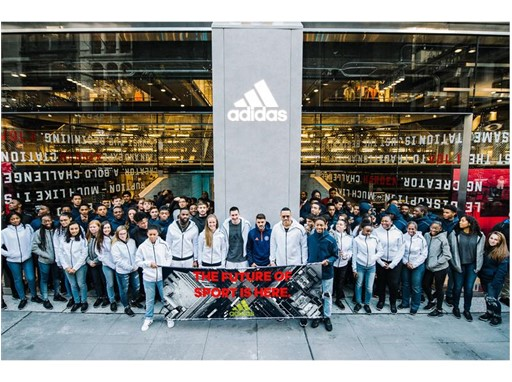 Adidas News Stream Adidas Celebrates Sport At Nyc Flagship Store Opening With Iconic Athletes