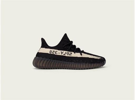KANYE WEST + adidas Originals YEEZY BOOST 350 V2 Core Black Core White
