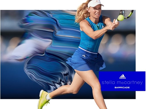 2ad257a779f adidas by Stella McCartney Barricade Unveils New 2017 Australian Open  Collection