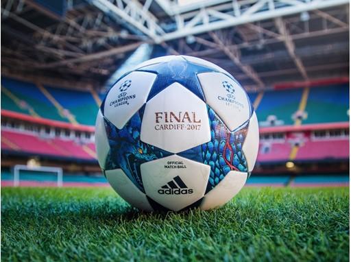 adidas Football UCL Resmi Topu