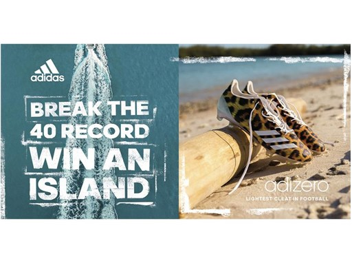 adidas Football Win an Island