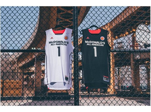 adidas McDonald's All American Games Boys Uniform 5