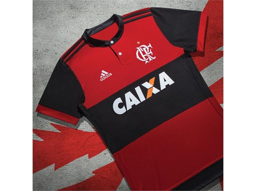 Flamengo Home Jersey 07
