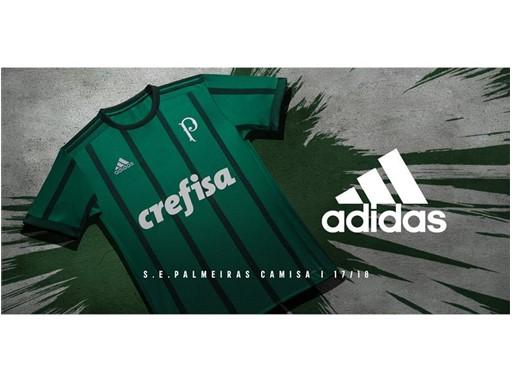 Palmeiras Home Jersey 02