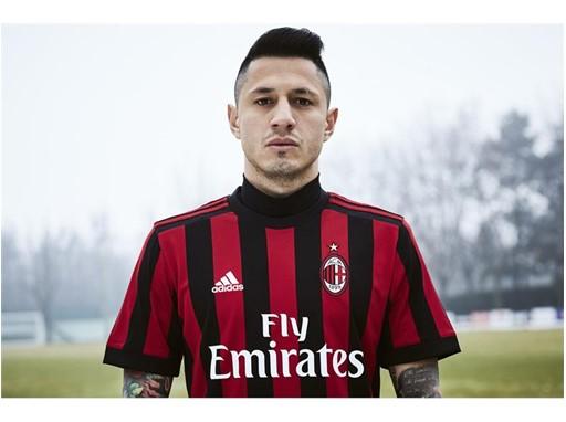 AC Milan home jersey 01